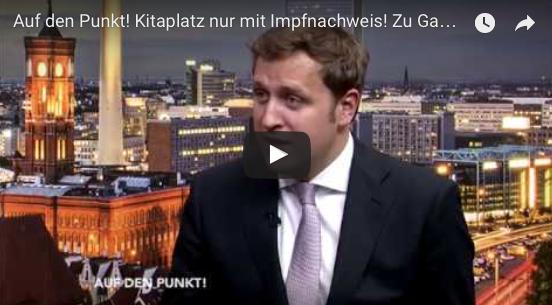 Frauen Union Pankow Gottfried Ludewig Im Interview Mit Tv